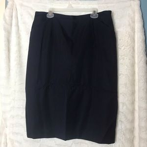 NWT Womens Talbots Wool Skirt